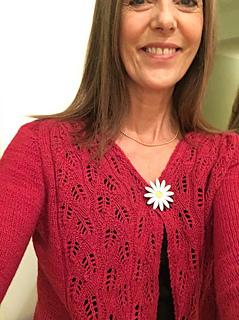 235418405a Ravelry  French Kiss pattern by Anne B Hanssen