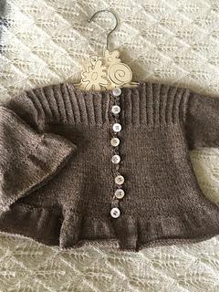 cebea9e4f7 Ravelry  Namya child cardigan pattern by Anne B Hanssen