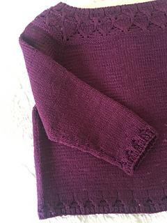 20014536df Ravelry  Nigella cardigan for children pattern by Anne B Hanssen