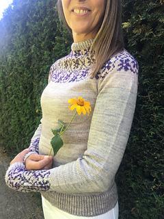 cf1c44ac08 Ravelry  Like a flower pattern by Anne B Hanssen
