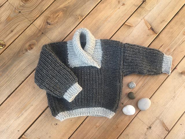 0706615150 Ravelry  Grey pebbles pattern by Anne B Hanssen