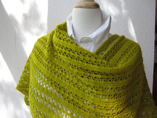 f498efe27070c Ravelry  Little Leaf Lace Scarf pattern by Sivia Harding