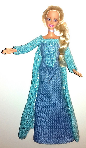 Ravelry Disney Princess Barbie Outfits To Fit 12 Dolls Pattern