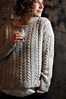 The Oban Sweater Pattern By Thea Colman Ravelry