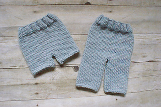 9c21f91fa4bf Ravelry  Newborn Shorts and Pants 2-in-1 Knitting Pattern pattern by ...