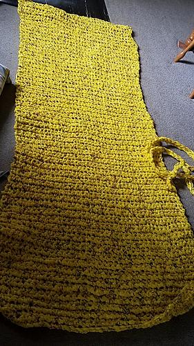 Ravelry Plarn Sleeping Mat Pattern By Rose
