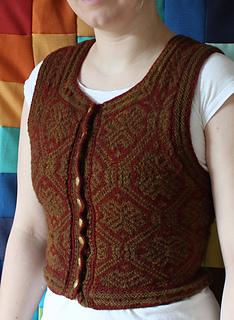 Ravelry: Elizabeth of York (2013) pattern by Alice Starmore
