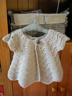 Ravelry Crochet Baby Set 201 Pattern By Nell Armstrong