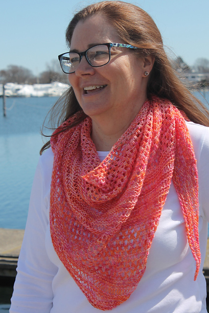 aaac809822a Coral Tides pattern by Anne Beady Designs