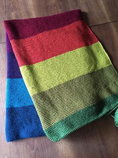 Ravelry  beansmom s Super Easy Lap Blanket ccde0680c