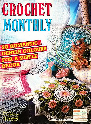 Ravelry Crochet Monthly Uk 118 Patterns