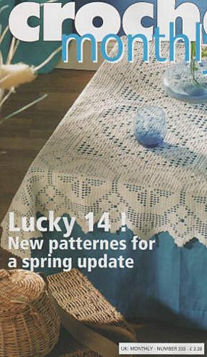 Ravelry Crochet Monthly Uk 399 Patterns