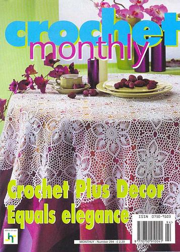 Ravelry Crochet Monthly Uk 294 Patterns
