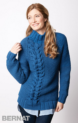 Ravelry Bright Side Knit Pullover Pattern By Julia Madill