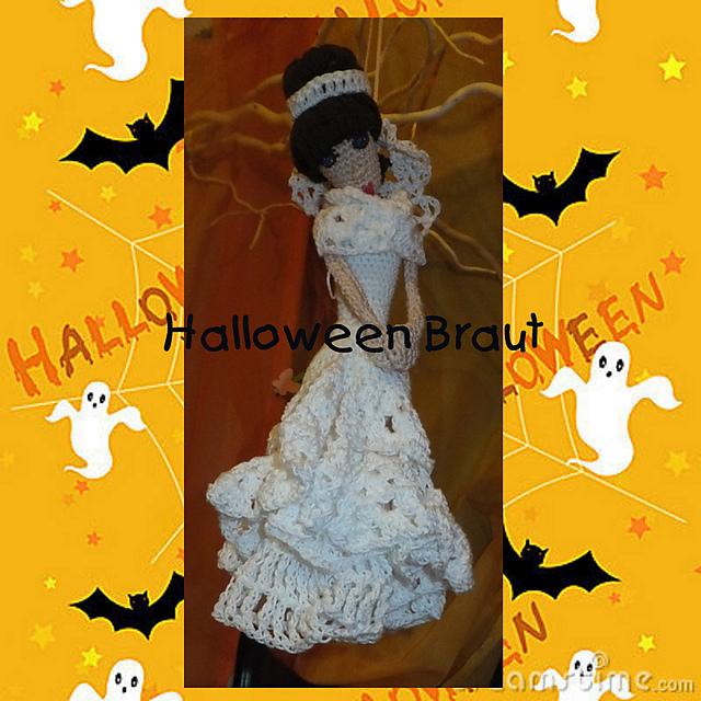 Ravelry: Braut - Halloween und Hochzeit pattern by berli design