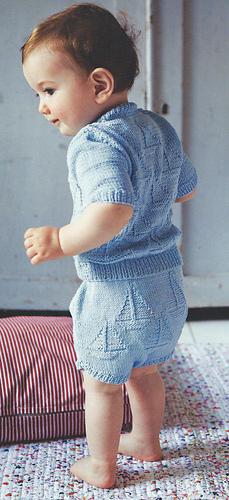 b4228b786 Ravelry  Vintage Knits for Babies - patterns