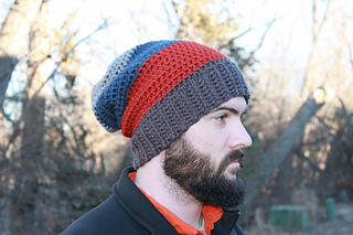 Ravelry Bulky Mens Slouchy Beanie Pattern By Beth Kelly