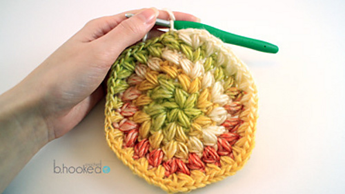 Ravelry Puff Stitch Hat Pattern By Bhooked Crochet