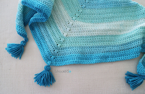 Ravelry Caron Cakes Cowl Pattern By Bhooked Crochet