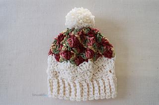 Crochet_shell_stitch_slouchy_hat_small2