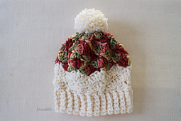 Crochet_shell_stitch_slouchy_hat_small_best_fit