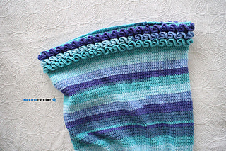 Ravelry Mystic Mermaid Cocoon Redesign Pattern By B