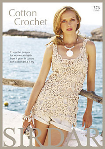 Ravelry Sirdar 60 Cotton Crochet Patterns Custom Cotton Crochet Patterns