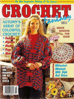 Ravelry crochet fantasy magazine 94 october 1994 patterns patterns crochet fantasy magazine crochet fantasy magazine 94 october 1994 ccuart Gallery