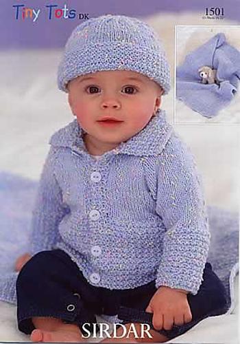 Ravelry Sirdar 1501 Tiny Tots Dk Patterns