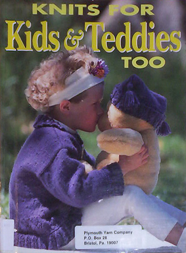 Ravelry Knits For Kids Teddies Too Patterns