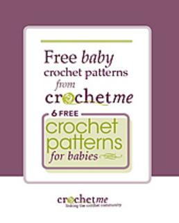 2d85349da7ac Ravelry  Free Baby Crochet Patterns From Crochet Me  6 Free Crochet ...