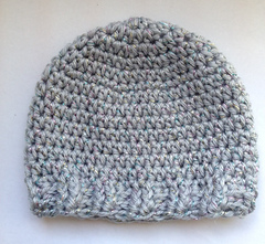 Ravelry  My Little Baby Newborn Hat (crochet) pattern by Elizabeth Mareno 6cb7b4d254e