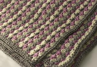 Ravelry Easy Crochet Lap Blanket Pattern By Judy Stalus