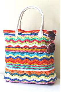 Ravelry: Sunny Days Beach Bag pattern by Annaboo's House