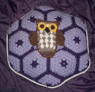 Ravelry Granny Stripe Owl Pattern By Lucy Inthesky