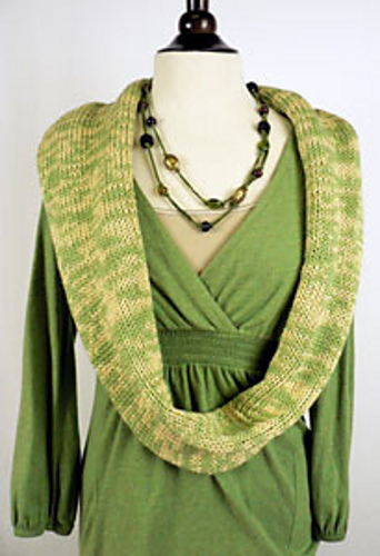 Ravelry Infinity Scarf Pattern By Kathy Perry