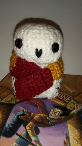Ravelry Snowy Owlet Baby Owl Harry Potter Hedwig
