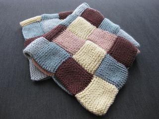 Ravelry: Garter Stitch Blanket pattern by Debbie Bliss