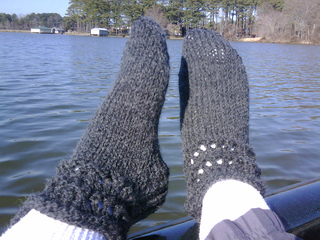 My_slipper_socks_at_the_lake_2_small2