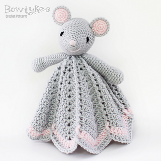 Ravelry: Wee Mouse Lovey pattern by Briana Olsen
