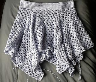 Ravelry Not Your Grannys Skirt Pattern By Brandi Isham