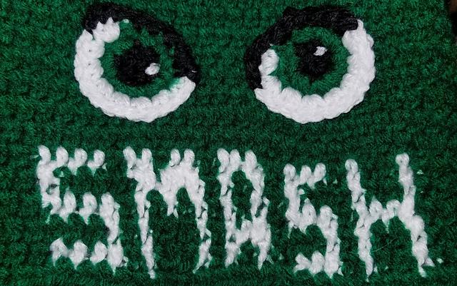 Ravelry  Hulk Smash Hat pattern by Brenda Kunitz ~ Wicked Pixie Krochet 85602894c4e