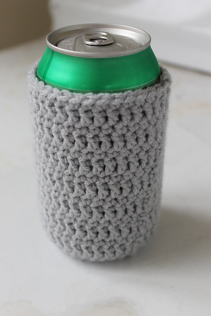 Ravelry Sodabeer Can Cozy Pattern By Emmasanimalcreations