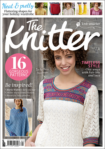 Ravelry: The Knitter, Issue 86 - patterns