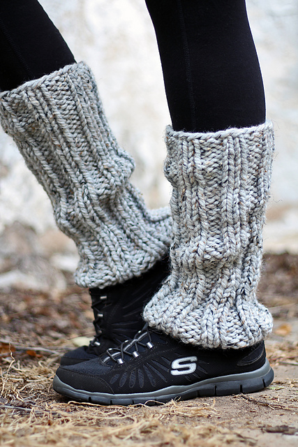 Ravelry: Leg Warmers : Daring pattern by Brome Fields