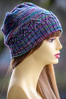 6eff0342 Ravelry: Little Flicker Hat pattern by Gretchen Tracy