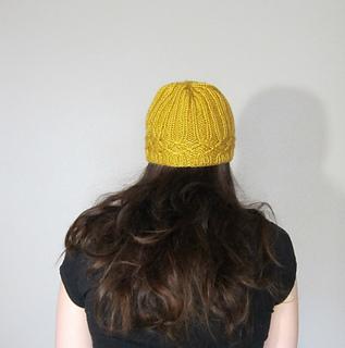 668f88a602c Ravelry  Honey Do Hat pattern by Budget Knitting