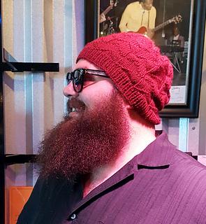 c5b22fe6f79 Ravelry  Triangle Hat pattern by Budget Knitting