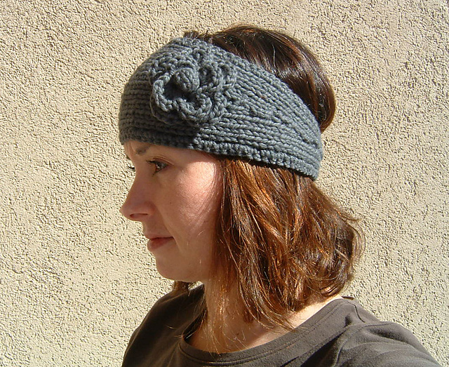 Ravelry Morning Walk Headband Earwarmer Pattern By Tif Matthews