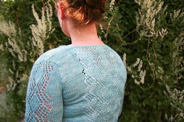 5bc3880bb722 Ravelry  Lucy Cardigan pattern by Anne Podlesak